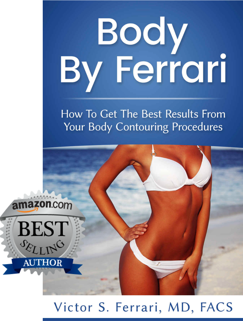 Plastic Surgeon Charlotte, NC Dr. Ferrari Book