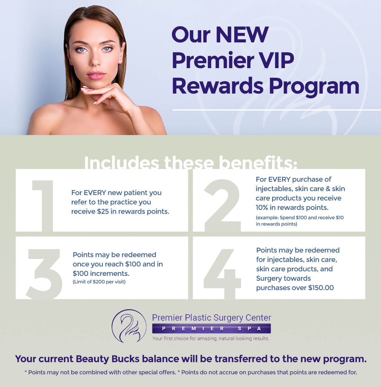 Premier VIP Rewards Program